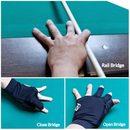 Jenis-jenis bridge di biliar