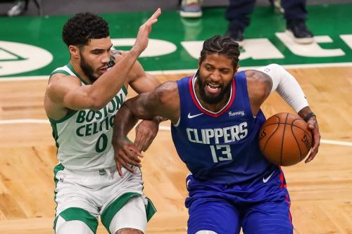 Boston Celtics vs LA Clippers