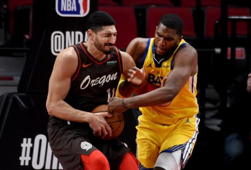 Portland Trail Blazers vs Golden State Warriors: