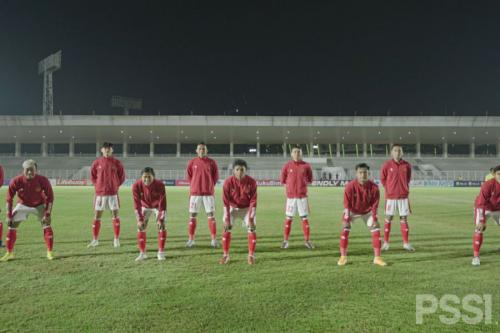 Timnas Indonesia U-23 (Foto: Laman resmi PSSI)