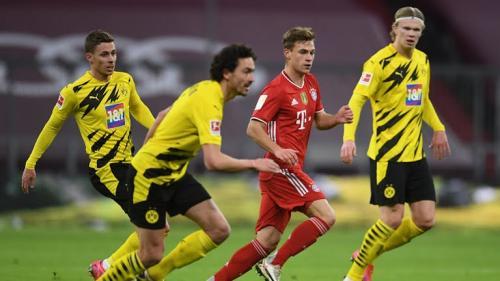 Borussia Dortmund inferior di hadapan Bayern