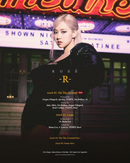 Rose BLACKPINK. (Foto: YG Entertainment)