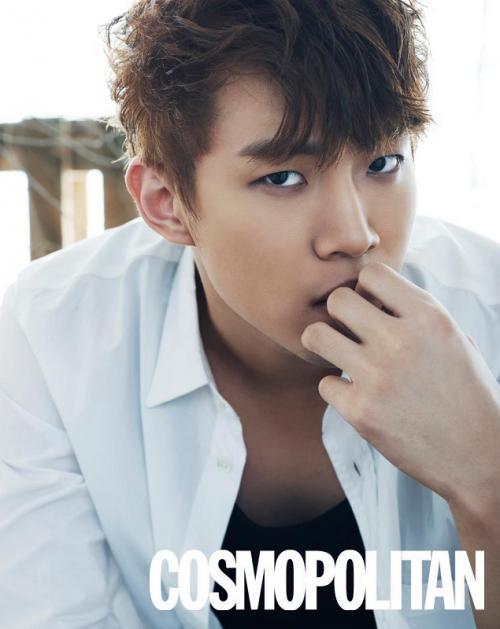Lee Junho. (Foto: Cosmopolitan)