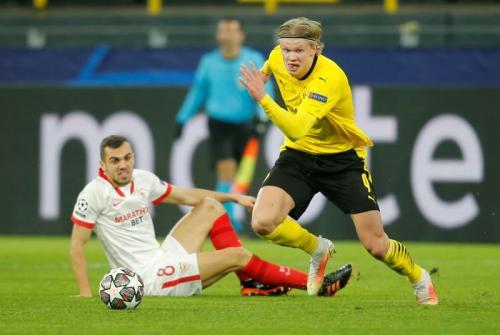Borussia Dortmund vs Sevilla