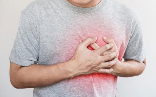 Ilustrasi serangan jantung. (Foto: Shutterstock)