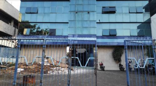 Gedung di Rawamangun bakal kembali dijadikan Kantor DPP Demokrta kubu Moeldoko (Foto : Sindo)