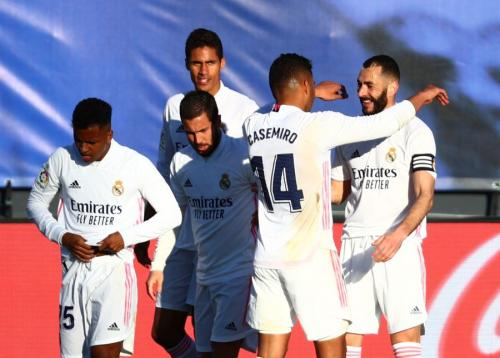 Real Madrid (Foto: Reuters)