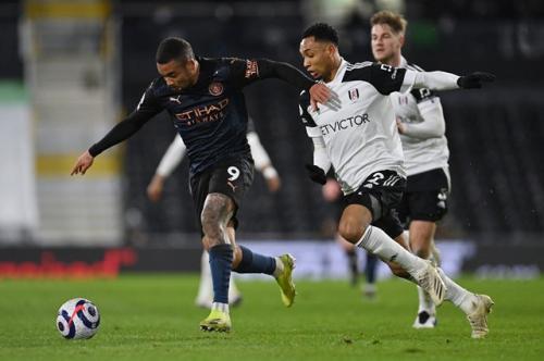 Fulham vs Man City
