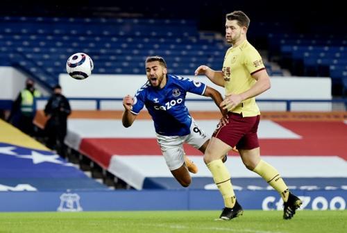 Everton vs Burnley
