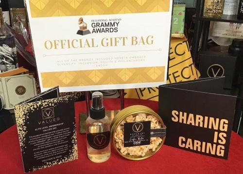Gift bag grammy awards