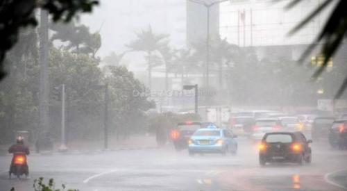 Ilustrasi hujan. (Foto: Heru Haryono/Okezone)