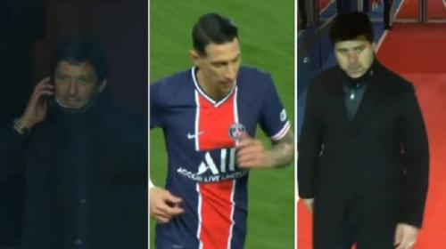 PSG vs Nantes