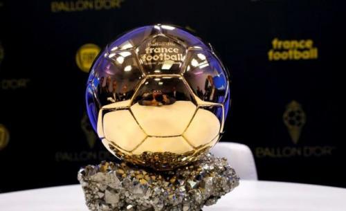 Trofi Ballon dOr (Foto: France Footballa)