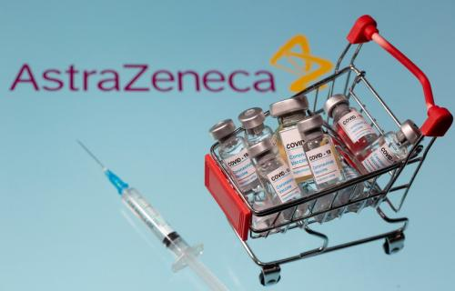 Vaksin AstraZeneca. (Foto: Reuters)