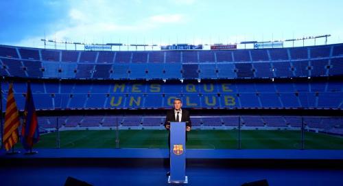 Presiden Barcelona, Joan Laporta