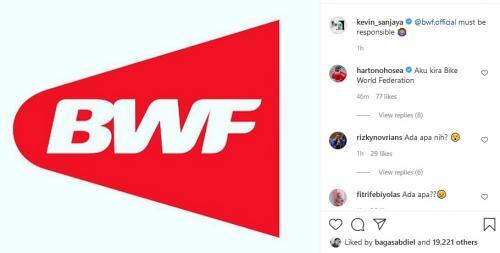 Pernyataan BWF
