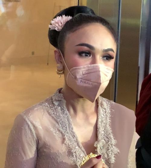 Yuni Shara. (Foto: MNC Portal Media/Adiyoga Priambodo)