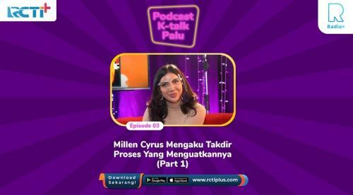 Millen Cyrus. (Foto: RCTI+)