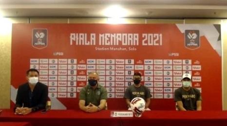 Konferensi Pers PS Tira Persikabo
