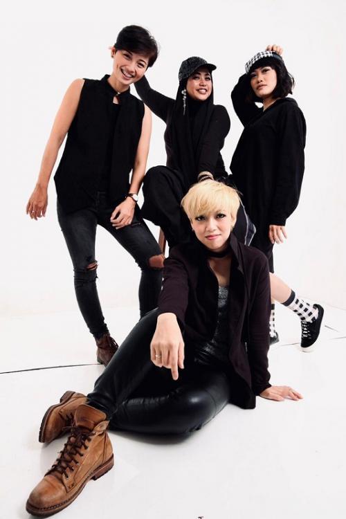 Band SHE. (Foto: ARM Music)