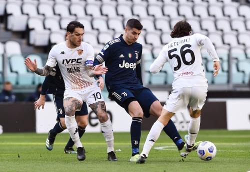 Juventus vs Benevento (Foto: Reuteres)