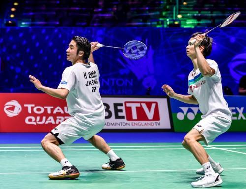 Hiroyuki Endo/Yuta Watanabe
