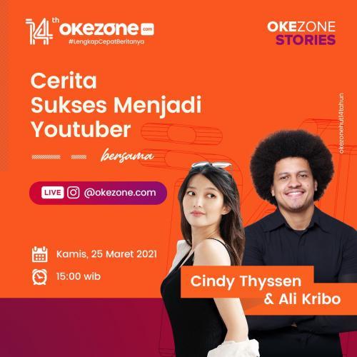 Live IG Okezone.