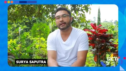 Surya Saputra. (Foto: RCTI+)
