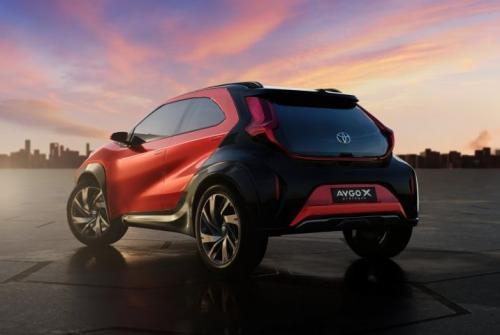 Toyota Aygo X 1