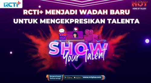 Show Your Talent RCTI+