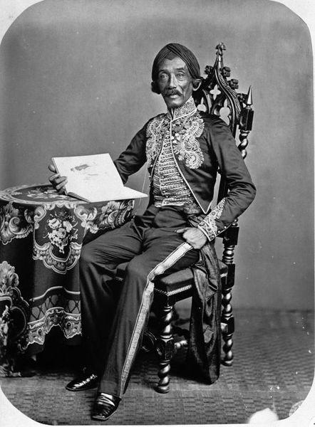 Raden Saleh. Foto: Wikimedia Commons
