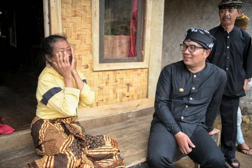 Ridwan Kamil Silaturahmi ke Kampung Adat Kasepuhan Ciptagelar Sukabumi Pastikan Perlindungan Masyarakat (Ist)
