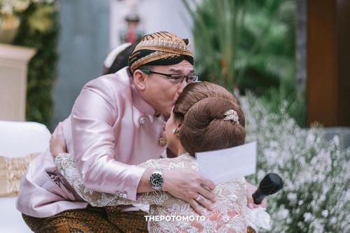 Anang Hermansyah dan Aurel. (Foto: The Poto Moto)