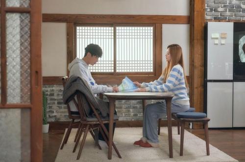 Lee Min Ki dan Nana
