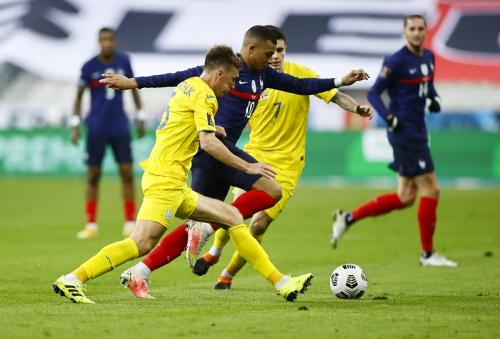 Prancis vs Ukraina