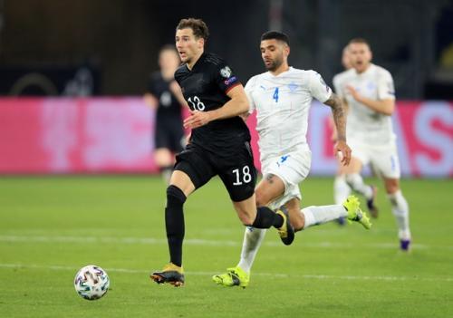 Jerman vs Islandia