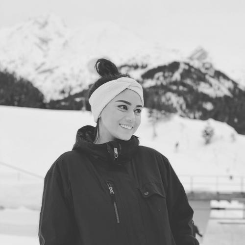 Thalita Latief. (Foto: Instagram/@thalitalatief)