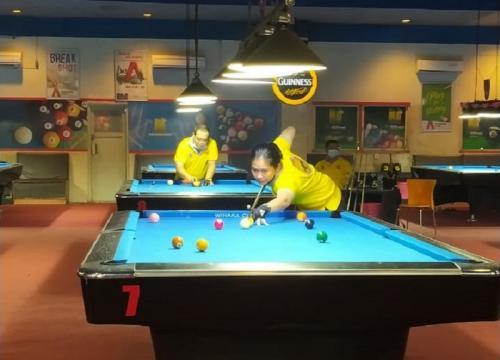 POBSI Cup di Sumatera Selatan (Foto: MNC Media)