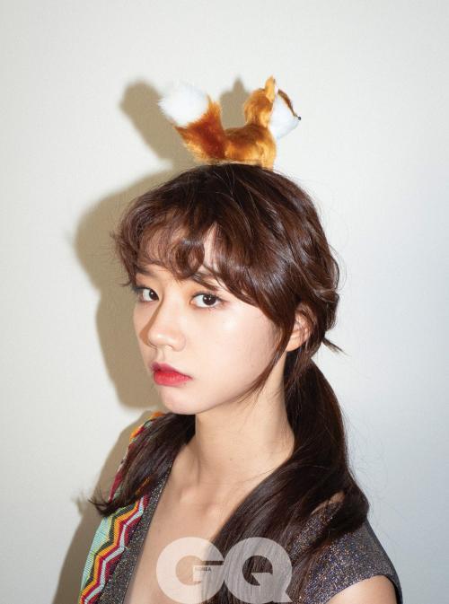 Lee Hyeri. (Foto: GQ Korea)