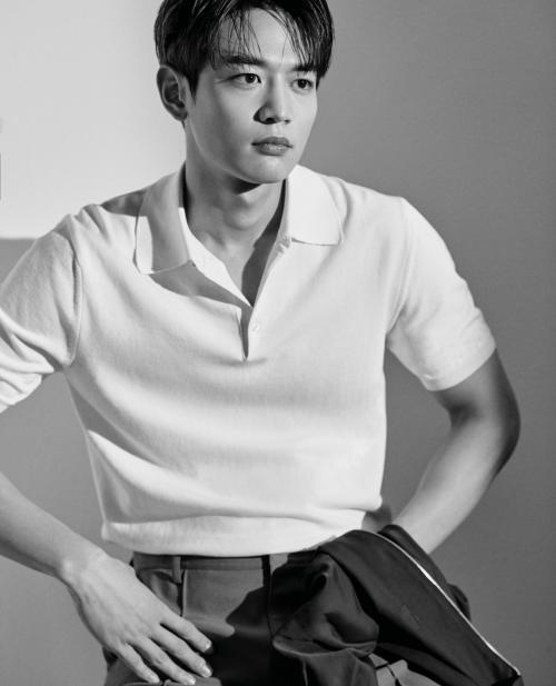Choi Minho. (Foto: Esquire)