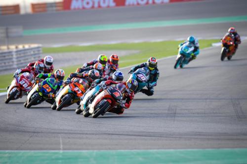 Para pembalap Moto3 2021