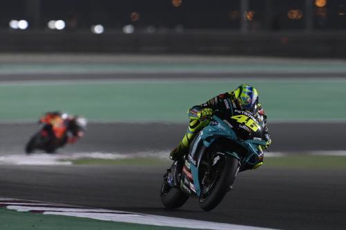 Valentino Rossi terdampar di urutan 15 (Foto: Sepang Racing)