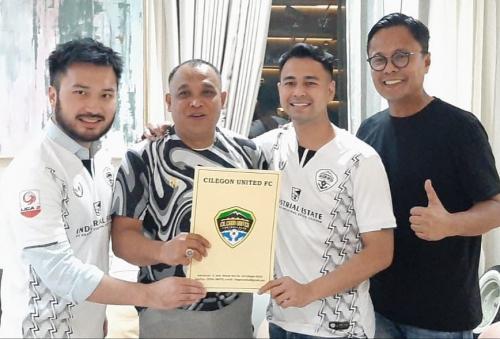 Raffi Ahmad beli Cilegon United
