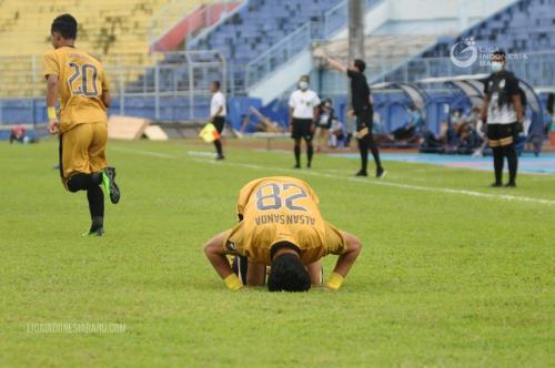 Alsan Sandy (Foto: Liga Indonesia Baru)