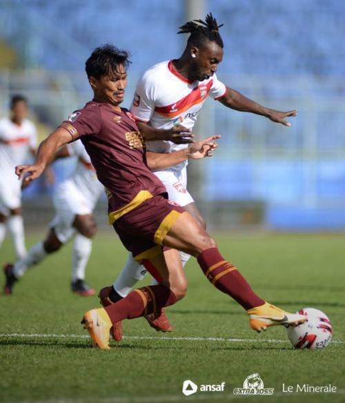 PSM vs Borneo FC