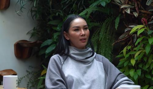 Kalina Oktarani. (Foto: YouTube/CURHAT Bang Denny Sumargo)