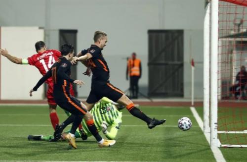 Gibraltar vs Belanda