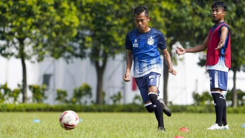 Wahyu Suno Seto (Foto: Bhayangkara Solo FC)