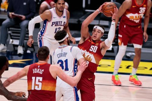 Denver Nuggets vs Philadelphia 76ers