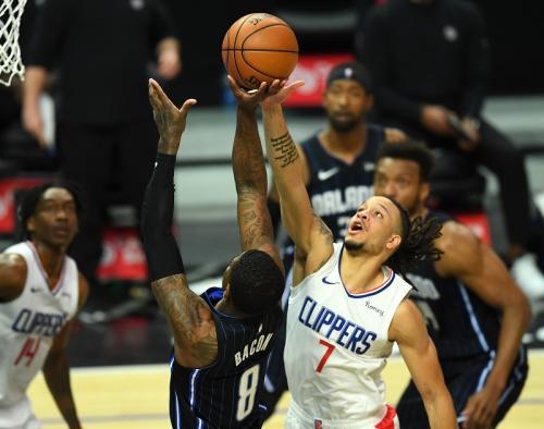 LA Clippers vs Orlando Magic